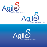 Agile5 Logo Entry by DANgerous124