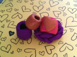 Girly Dread Beads by CrystalCupcake13