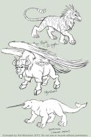 Beastly Concepts by Kat-Nicholson