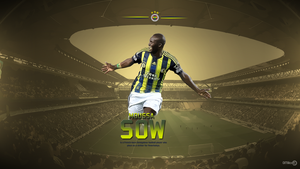 Moussa Sow by OguzMilcaN