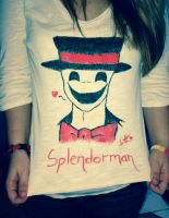 Splendorman Shirt by OurMotherJenova
