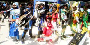 Dynasty Warriors 8 by achied90