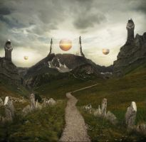 Sightings IV: Guardians of the Energy Spheres by JonKoomp