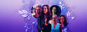 Thea Queen, Felicity Smoak and Caitlin Snow by ContagiousGraphic