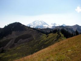 Over the Hills by hikerchris