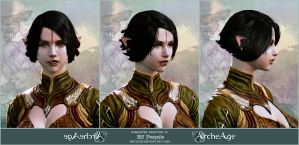 ArcheAge Character Creation 02 by Neyjour