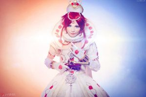 Trinity Blood: Holy by Astarohime