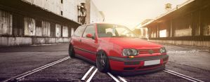 golf mk3 by SkicaDesign