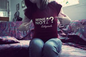 Wine not? by kathyxsmile
