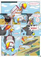 MLP FIM STARS Chapter-1 Dreams Page-3 by MultiTAZker