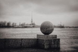 City on the Neva River Freestyle by almaclone