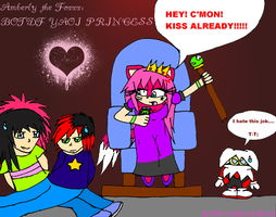 Still the princess..... by BOTDF-Sonic-Pm2fan