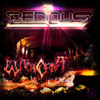 Decious - Wtichcraft EP Cover by SaintPMedia