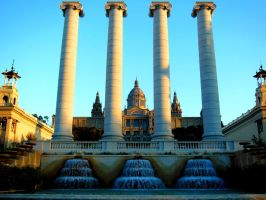 Montjuic by MColling