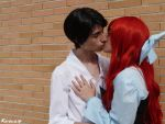 Ariel and Eric - The Little Mermaid by ExionYukoCosplay