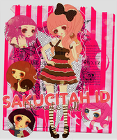 Sakucitah ID: The cute Doll by sakucitah