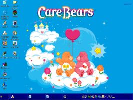 care bears desktop by nofxcrackers