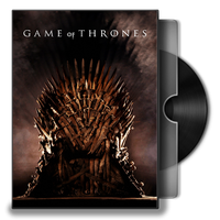 Game of Thrones(main) Folder Icon by prestigee