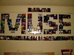 My Unfinished Muse wall by Gloriousmuser