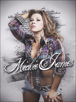 Mickie James by RollingThunderDesign