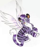 Tigress Adoptable Lower Price by Kainaa