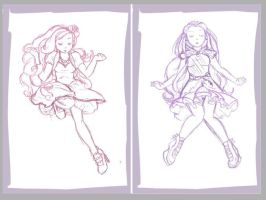 Ever After High WIP by Meli-Melon