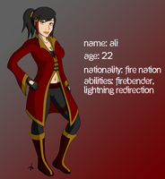 Firebender O.C by MissMinority