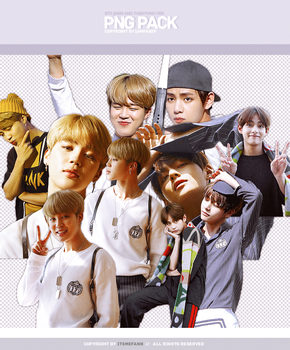 #1 - BTS JIMIN AND V PNG PACK ( 10P ) by iamfanxp