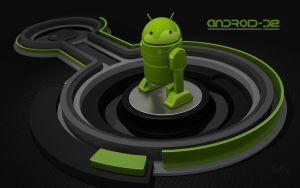 Android-D2 Wallpaper 1 For Desktops And Laptops by PixelOz