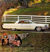 After the age of chrome and fins : 1964 Cadillac by Peterhoff3