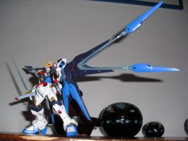 ZGMF-X20A Strike Freedom Gundam by JohnLebrex