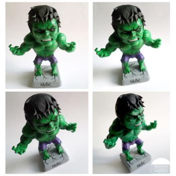 HULK Collectible figure by yuisama