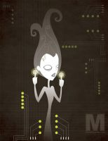The Ghost in the Machine by MeghanMurphy