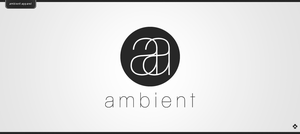 ambient apparel logo by Toas7y
