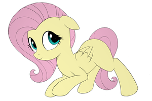 Fluttershy by Shawnyall