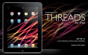 Threads for iPad by ravenizer