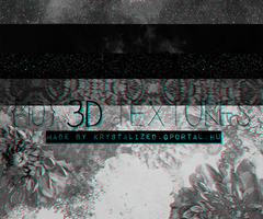 HQ 3D Texture pack by itskrystalized