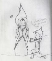 Will you marry me Flame Princess? by xogirlxo78