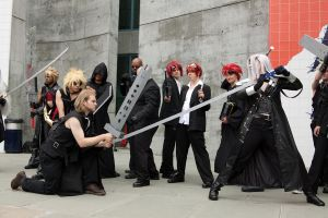 Turks are on Sephiroth's side by ShadowYazoo