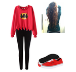 4# Polyvore by OneDirection-ers