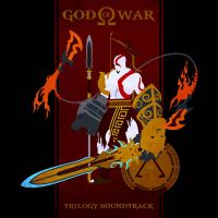 God Of War Trilogy Soundtrack Cover by teews666