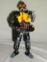 Bionicle MOC: Wretched-stare 1 by 3rdeye88
