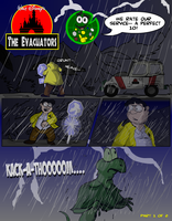 Disney's Jurassic Park - FRANK HAS SURVIVED by KUWTComicsInc