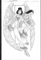 DAWNSTAR Commission by JoePrado2010