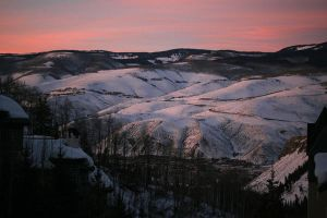 92 Beaver Creek Sunset by confused-stock