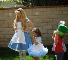 Games with Alice! by TheRealLittleMermaid