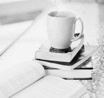Books and Tea by TheOn3LeftBehind