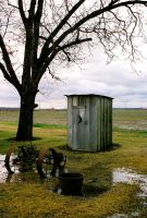Outhouse by JaredPLNormand