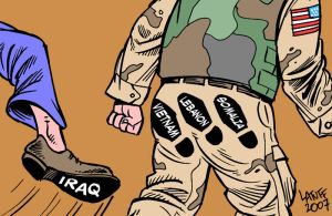 Condecorations by Latuff2