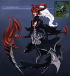 Spectral Reaper Nami by VanchaMarl